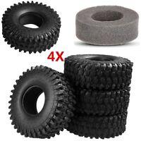 "Wheel Rocks Tyre Reifen 120mm 1.9"" für RC 1:10 TRX-4 Axial SCX10 D90 Crawler Car"