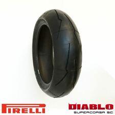 Pirelli Diablo Supercorsa V2 SC1 Motorcycle Race/Track Front Tyre 180/60-R17