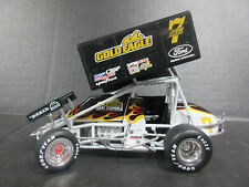 GMP 1997 Jeff Swindell # 7TW - Gold Eagle Leak Stoppers 1:25th Sprint Car