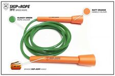 7ft SKIPnROPE Children's Skipping Rope - Jumprope Crossfit Boxing Gym Fitness