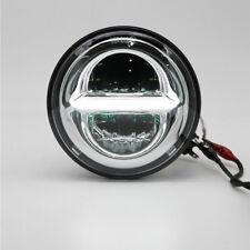"5-3/4"" 5.75 inch LED Projector Headlight Daymaker for Harley Davidson Dyna Chrom"
