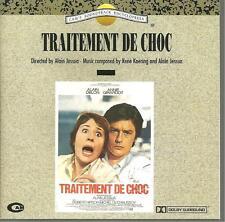 cd SOUNDTRACK TRAITEMENT DE CHOC Music by Renè Koering & Alain Jessua CAM