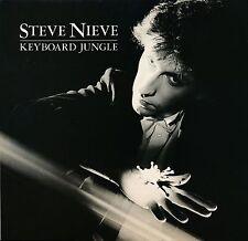 STEVE NIEVE KEYBOARD JUNGLE DEMON FIEND 11 LP ELVIS COSTELLO UK IMPORT