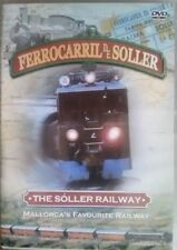 Ferrocarril de Soller Railway DVD Mallorca - BRAND NEW AND SEALED IDEAL FOR XMAS
