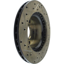 StopTech Sport Drilled/Slotted Disc fits 1984-1989 Jeep Cherokee,Comanche Cherok