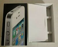 Apple Iphone 4 16GB Original Retail Packaging Genuine Empty Box