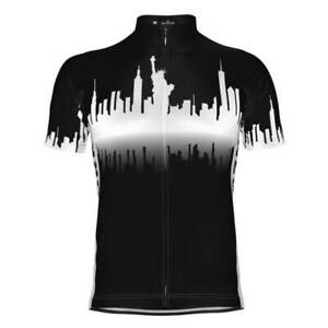 Bronx New York City Cycling Jersey
