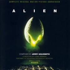 Alien - Jerry Goldsmith - Intrada Special Ed. - 2 CD - Score - Soundtrack - CD