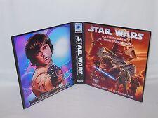 Personalizados Star Wars Ilustrados The Empire Strikes Back Carpeta Álbum Fácil