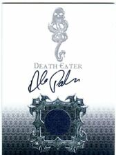 Harry Potter Goblet Of Fire Up. Autograph DE2 Alex Palmer as a Death Eater