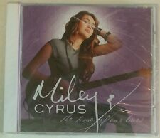 "THE TIME OF OUR LIVES by MILEY CYRUS (CD, 2009-USA-Hollywood) BRAND NEW ""SEALED"""