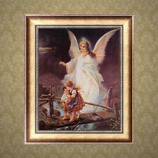 DIY 5D Diamond Painting Angel and Kids Embroidery Cross Stitch Home Decor Craft