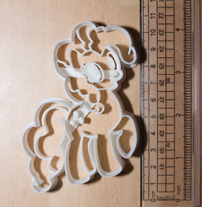 My Little Pony Pinkie Pie Cookie or fondant  Cutter 3d printed