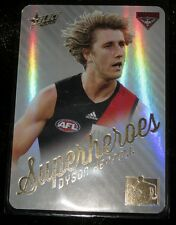 2015 AFL Champions Superheroes Card AS7 Dyson Heppell (Essendon)