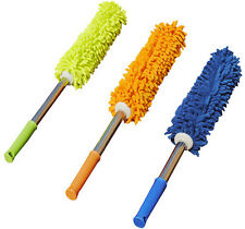Handhold Cleaning Brush Dust Remover Microfiber Soft Chenille Three color New