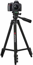 "AGFAPHOTO 50"" Pro Tripod With Case For Canon Powershot G1 X G7 X"