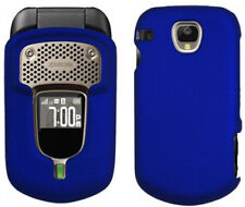 Blue Rubberized Hard Shell Case Cover for Kyocera Dura Pro/DuraPRO/DuraXT E4277