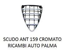 GRIGLIA MASCHERA SCUDO CROMATA ANTERIORE ALFA ROMEO 159 05 DAL 2005 IN POI