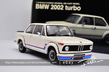 KYOSHO 1:18 1973 BMW 2002 TURBO