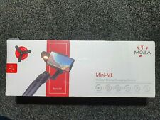 MOZA Mini-Mi 3-Axis Smartphone/iPhone charger Gimbal Stabiliser Brand New Sealed