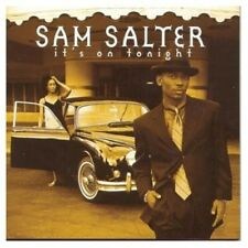 Sam Salter  - It's on Tonight - Like New CD