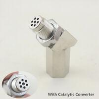 O2 Sensor CEL Eliminator Adapter Spacer Check Engine Light w/Catalytic Converter
