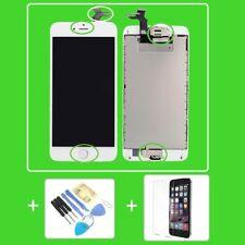 """Display für iPhone 6S PLUS 5.5"""" RETINA LCD VORMONTIERT Glas Komplett WEISS NEU"""