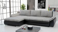 Sofa Couchgarnitur mit Schlaffunktion KARMA Sofagarnitur Wohnlandschaft NEU