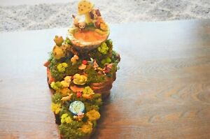 Table Decor Designed and  Handmade In A Fairy Garden Style