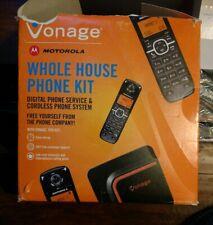 Vonage Motorola - Whole House Phone Kit - Digital Phone Accessories - Opened Box
