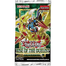 YUGIOH - Rise of The Duelist RARES ONLY!  - ROTD - Pack Fresh!! Mint