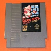 Super Mario Bros. (Nintendo Entertainment System, 1985) 5 Screw