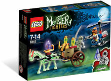 NEW & SEALED LEGO THE MUMMY 9462 Set in Box Monster Fighters glow horse minifig
