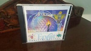 Epcot Illuminations Tapestry of Dreams CD - Disney Disneyland