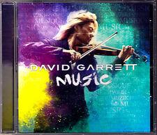 David GARRETT MUSIC Viva La Vida We Will Rock You Chopin Bach Ode to Joy Tico CD