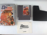 Double Dribble (Nintendo NES) Complete in Box CIB Cleaned Tested Working
