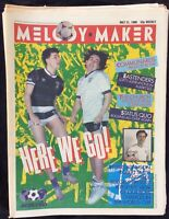 Melody Maker May 31 1986 World Cup Mexico 86 Communards Status Quo The Church