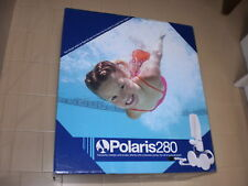 POLARIS 280 F5 AUTOMATIC SWIMMING POOL CLEANER WITH + WARRANTY RRP$1243