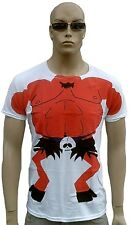 Rare Bravado Offcial SOUTH PARK Headless Satan Devil Body UK Comic ViP T-Shirt S