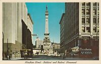 (Y)  Indianapolis, IN - Meridian Street - Soldiers' and Sailors' Monument