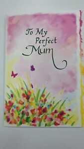 Blue Mountain Arts Sentimental Card: Mum - To My Perfect Mum