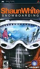 Shaun White Snowboarding UMD PSP COMPLETE SONY PLAYSTATION PORTABLE GAME