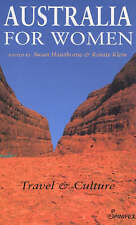 """""""VERY GOOD"""" Australia for Women: Travel and Culture (Spinifex Travel & Culture)"""