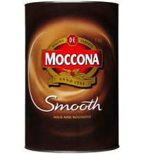 Moccona Smooth Instant Coffee Granules 1kg Tin