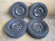 "16"" acier Balayer pneus d'été 205 55 VW GOLF 5 TOURAN 6,5x16 et50 1k0601027a 5x112"