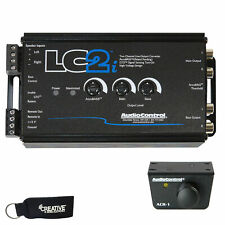 AudioControl Lc2i Line Out Converter with Accubass and Sub Control Acr-1 Remote