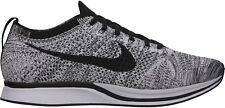 Nike Flyknit Racer HTM White Black Oreo size 13 jordan air max. 526628-101.