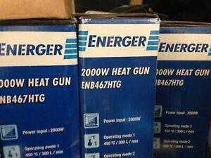 ENERGER 2000W HEAT GUN ENB467HTG