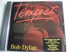 Bob Dylan - Tempest - Mint 2012 CD