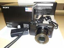 Sony DSC-RX100  20.1 Mpx Camera Digitale Compatta - Nera